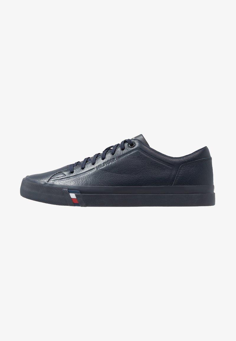 Tommy Hilfiger - CORPORATE - Sneaker low - blue