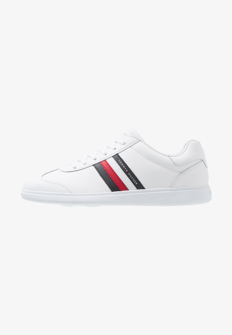 Tommy Hilfiger - ESSENTIAL CORPORATE CUPSOLE - Sneaker low - white