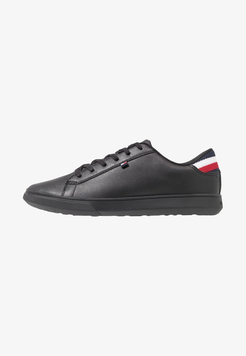 Tommy Hilfiger - ESSENTIAL DETAIL CUPSOLE - Zapatillas - black