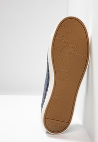 Tommy Hilfiger - ESSENTIAL  - Sneaker low - blue - 4
