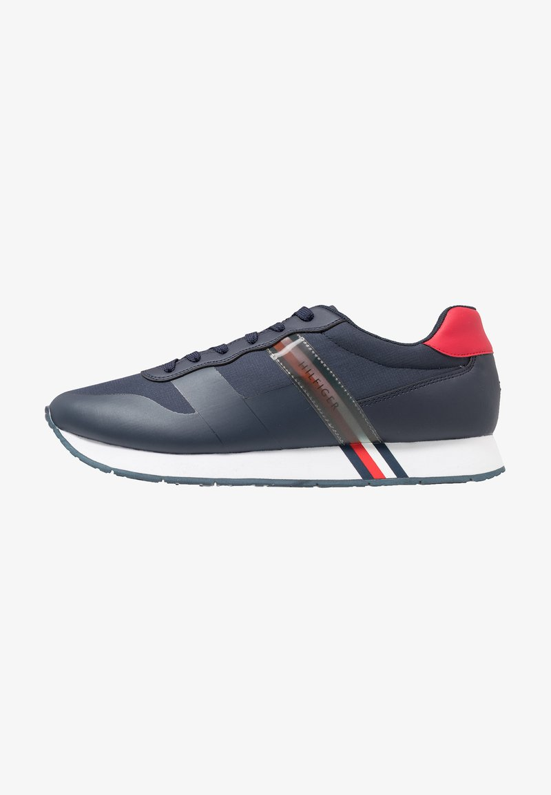 Tommy Hilfiger - CITY MODERN RUNNER - Sneakers - blue