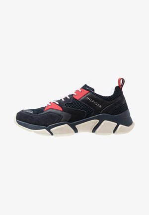 CHUNKY TRAINER - Tenisky - red