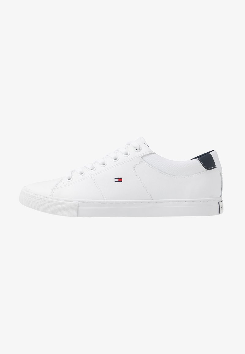 Tommy Hilfiger - ESSENTIAL COLLAR  - Trainers - white