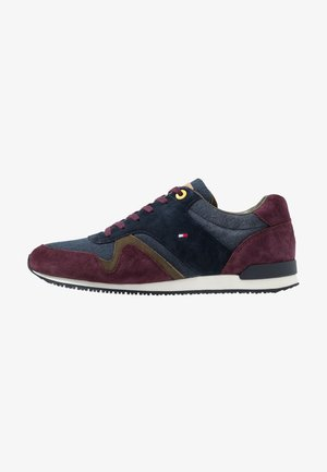 ICONIC MIX RUNNER - Sneakers - purple