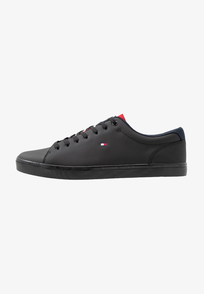 Tommy Hilfiger - ESSENTIAL VULC - Trainers - black