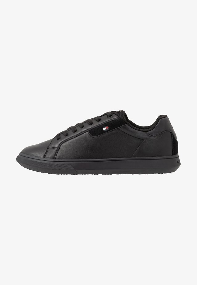 ESSENTIAL CUPSOLE - Sneakers laag - black