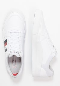 Tommy Hilfiger - CORE CORPORATE MODERN - Sneaker low - white - 1
