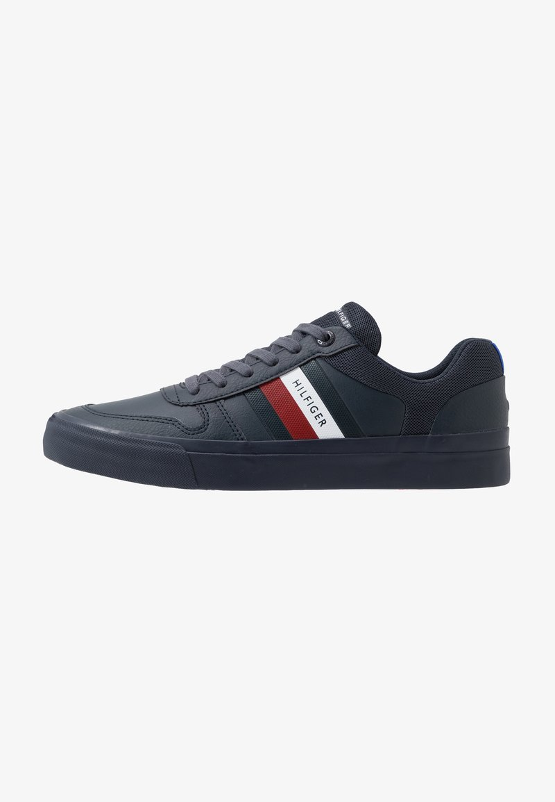 Tommy Hilfiger - CORE CORPORATE MODERN - Sneakersy niskie - blue