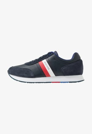 CORPORATE FLAG RUNNER - Matalavartiset tennarit - blue