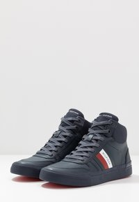 Tommy Hilfiger - CORE CORPORATE MODERN - Sneaker high - blue - 2