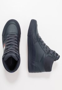 Tommy Hilfiger - CORE CORPORATE MODERN - Sneaker high - blue - 1