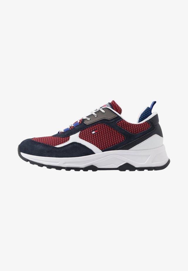 FASHION MIX  - Sneakersy niskie - blue