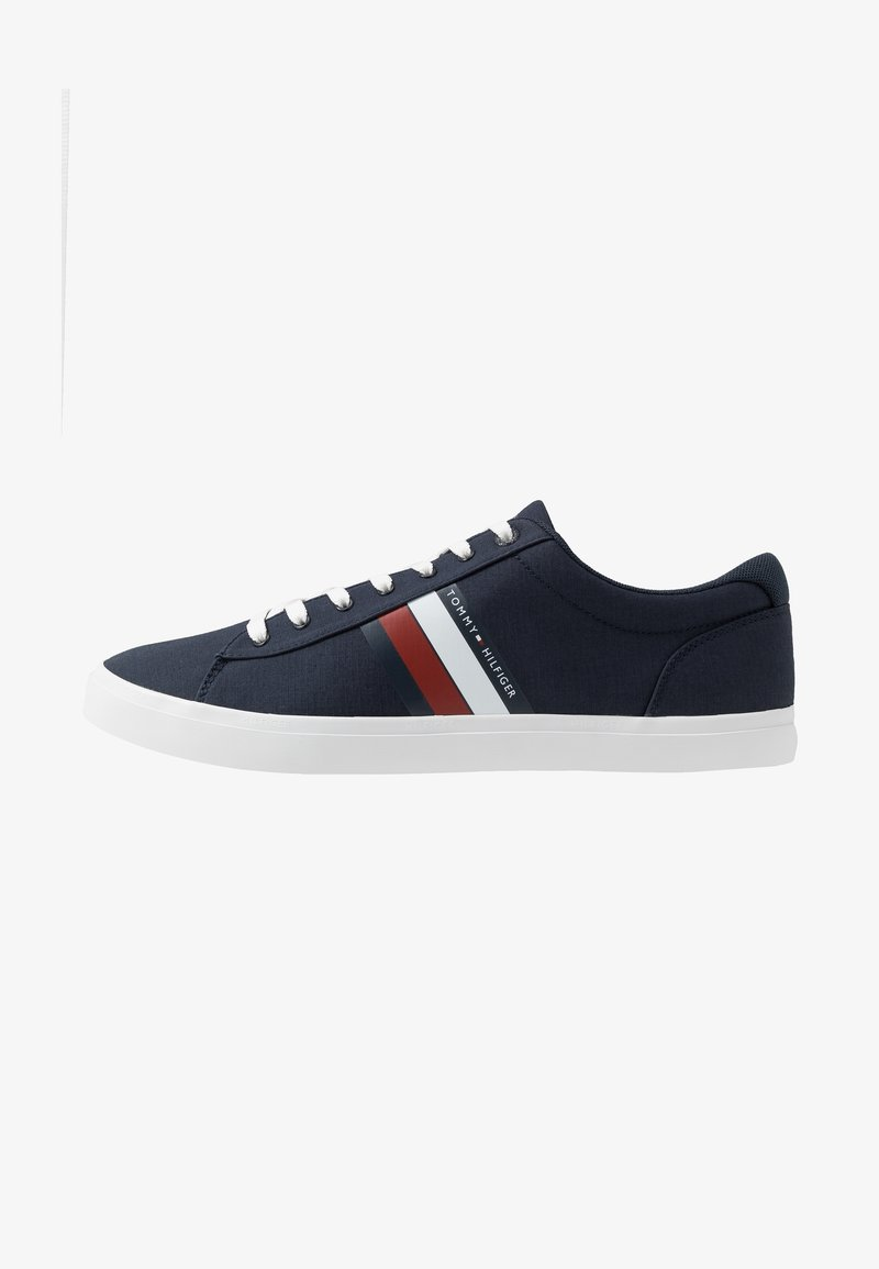 Tommy Hilfiger - ESSENTIAL STRIPES DETAIL - Sneaker low - blue