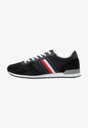 ICONIC RUNNER - Sneakers - black