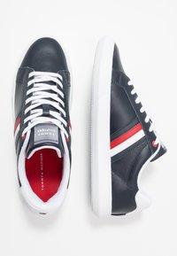 Tommy Hilfiger - ESSENTIAL CUPSOLE - Sneakersy niskie - blue - 1