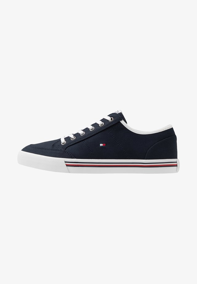 CORE CORPORATE - Sneakers laag - blue