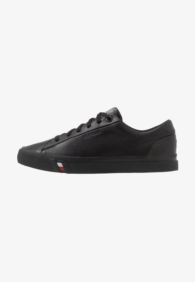 CORPORATE - Sneakersy niskie - black