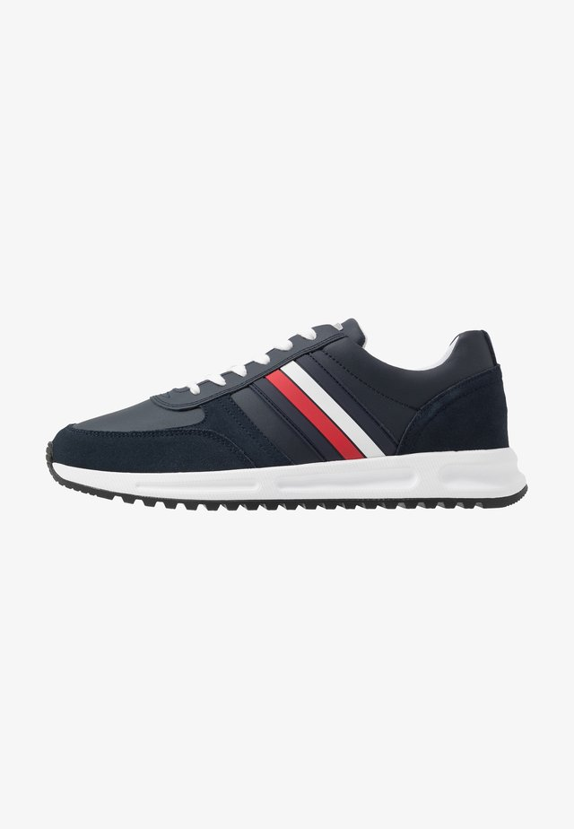 MODERN CORPORATE RUNNER - Sneakers laag - blue