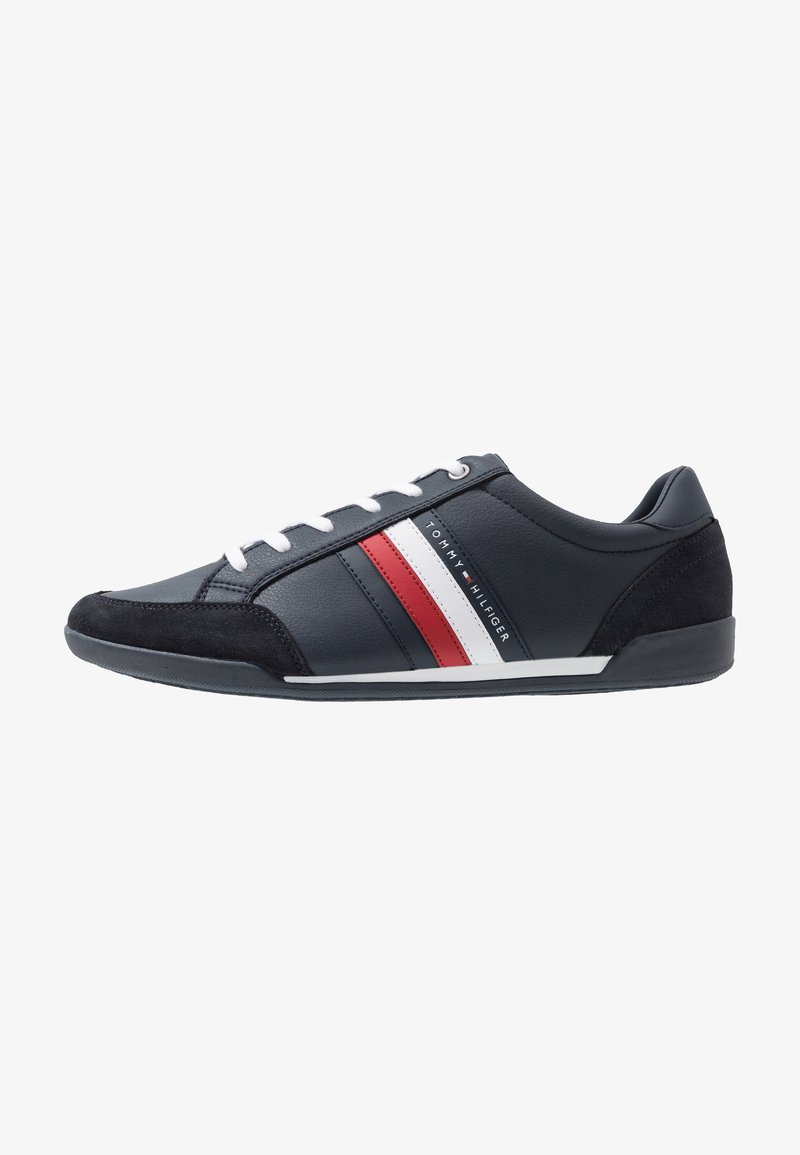 Tommy Hilfiger - CORPORATE - Sneakersy niskie - blue