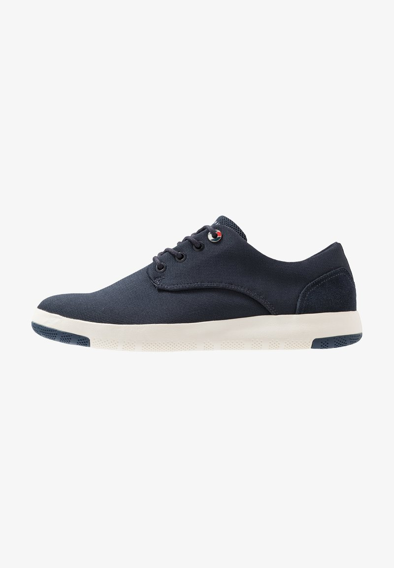 Tommy Hilfiger - LIGHTWEIGHT LACE UP SHOE - Trainers - blue