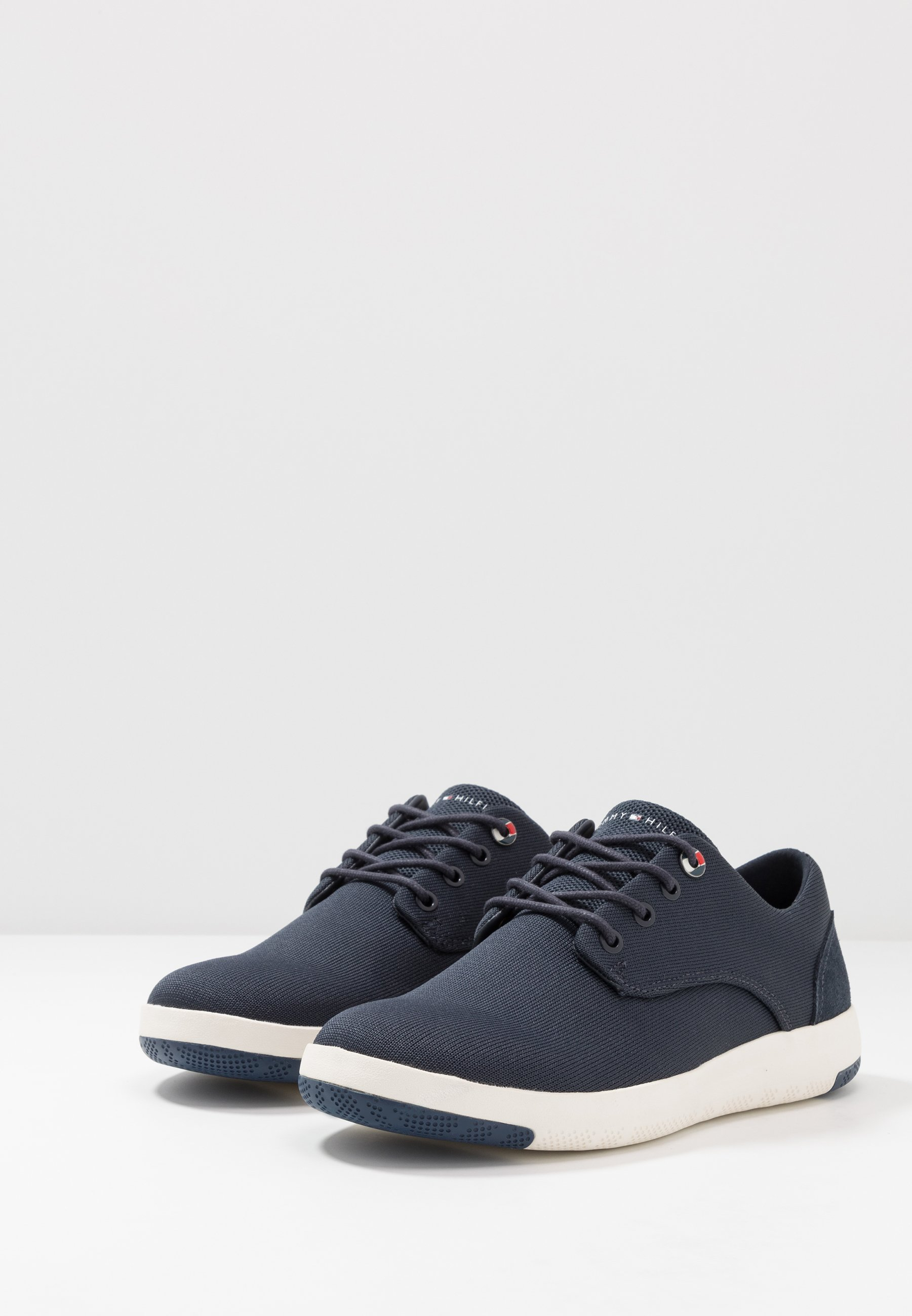 Tommy Hilfiger Lightweight Lace Up Shoe - Sneakers Blue