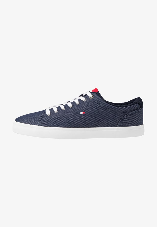 ESSENTIAL LONG LACE - Sneakersy niskie - blue