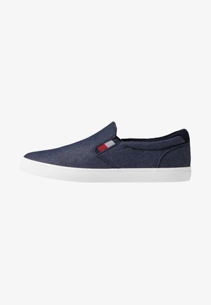 ESSENTIAL - Slip-ons - blue