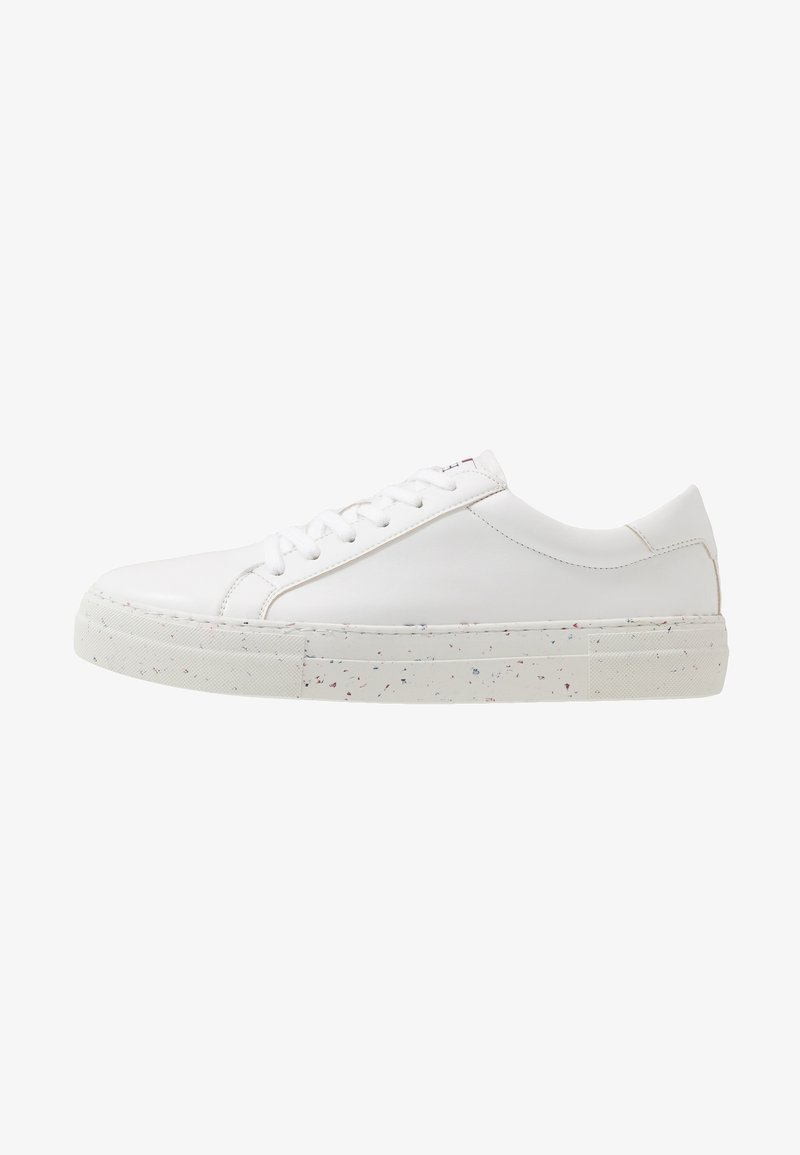 Tommy Hilfiger - SUSTAINABLE APPLESKIN SNEAKER - Tenisky - white