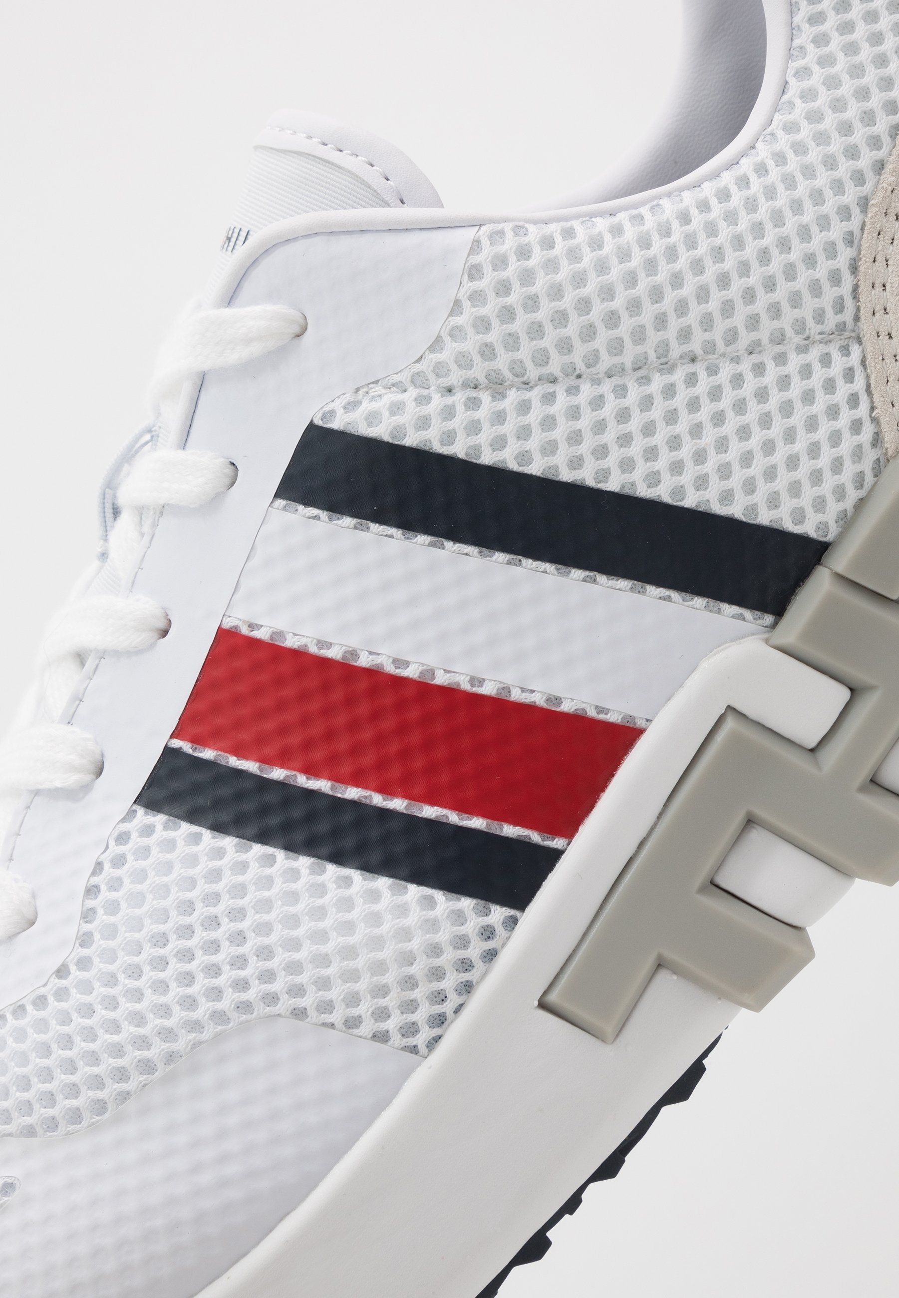 Tommy Hilfiger Lightweight Corporate Runner - Trainers White