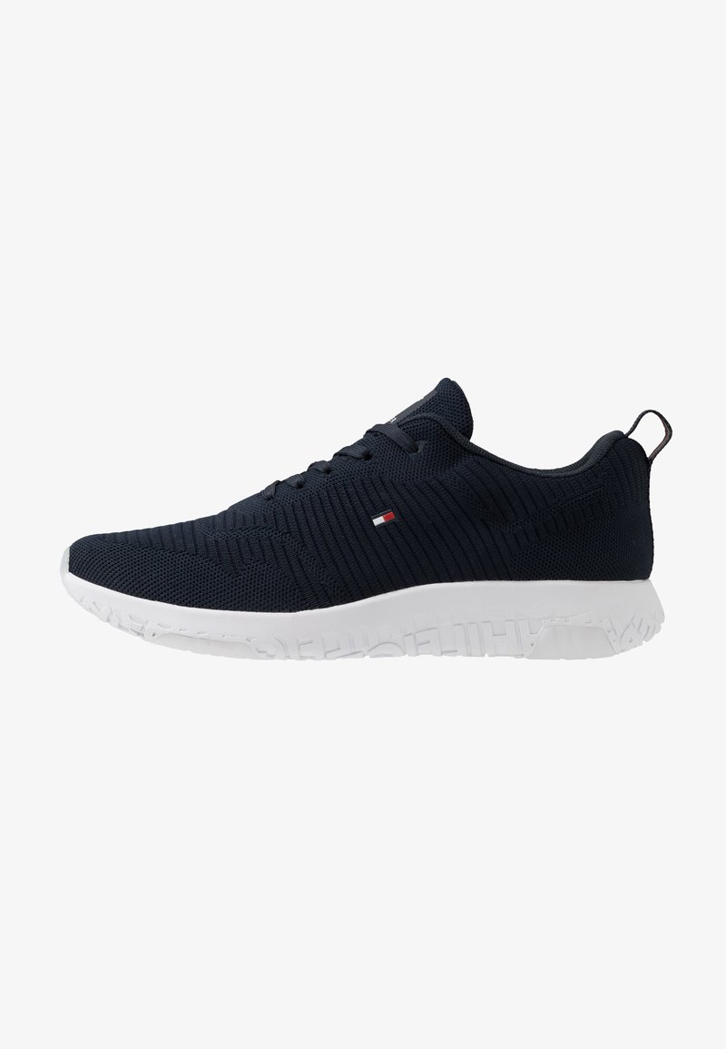 Tommy Hilfiger - CORPORATE RUNNER - Sneakers basse - blue