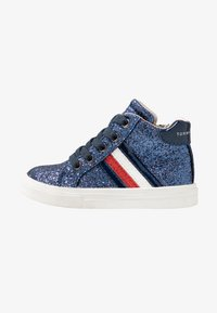 Tommy Hilfiger - High-top trainers - blue - 0