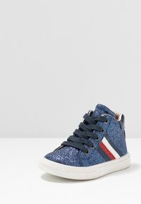 Tommy Hilfiger - High-top trainers - blue - 2