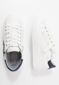 Tommy Hilfiger - Trainers - white/blue/red - 1