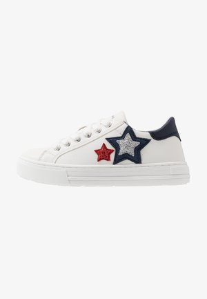 Sneaker low - white/blue/red