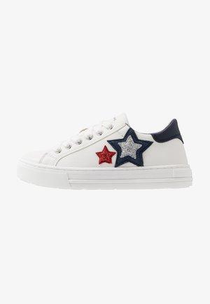 Zapatillas - white/blue/red