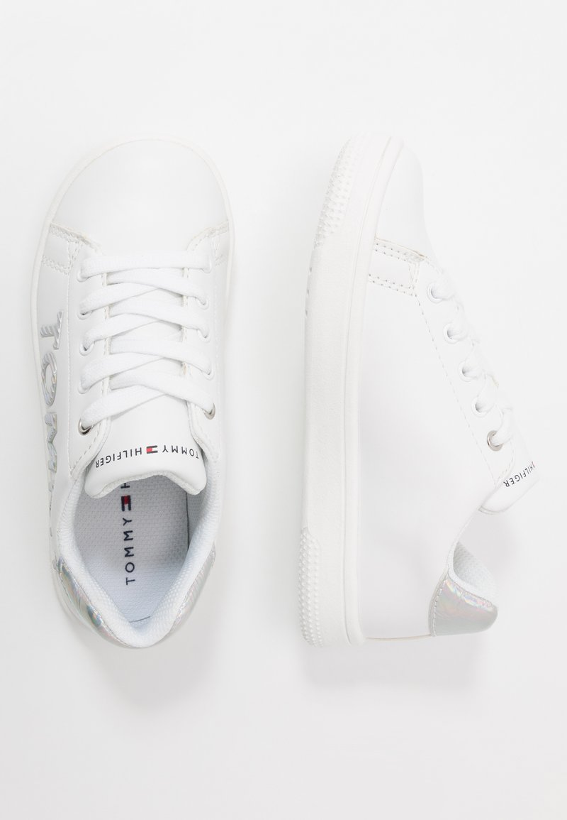 Tommy Hilfiger - Zapatillas - white/silver