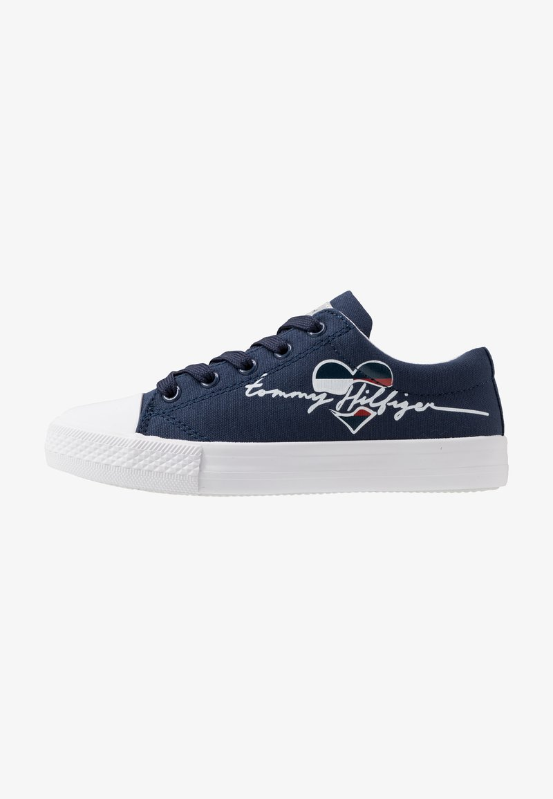 Tommy Hilfiger - Baskets basses - blue