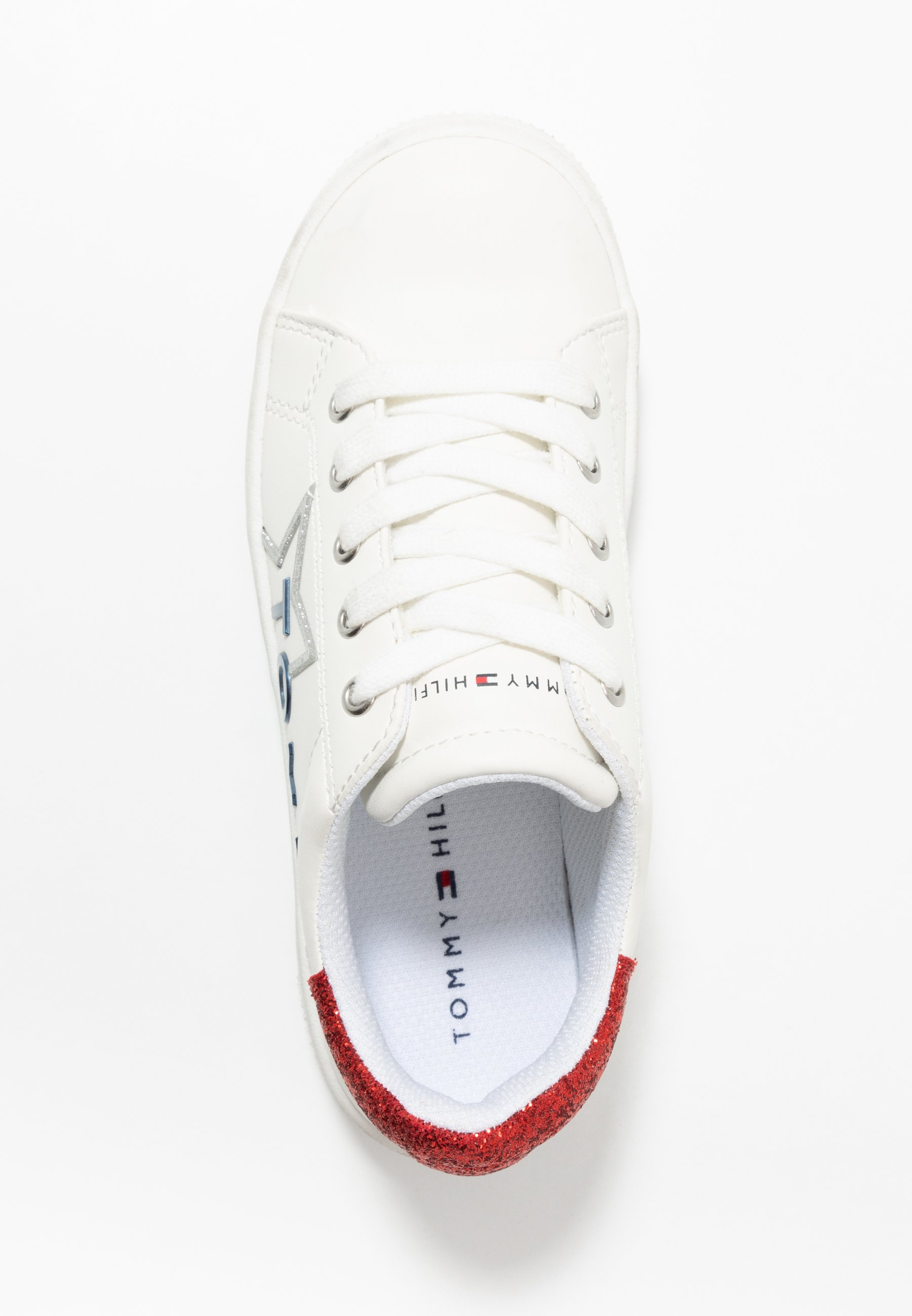 Sneakers laag whitered