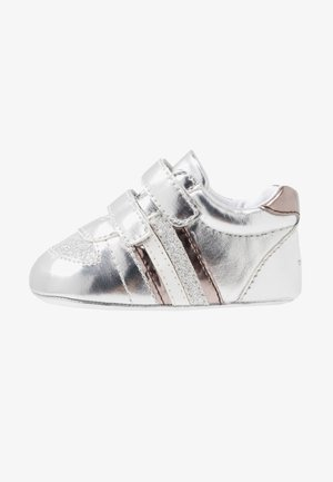 First shoes - silver