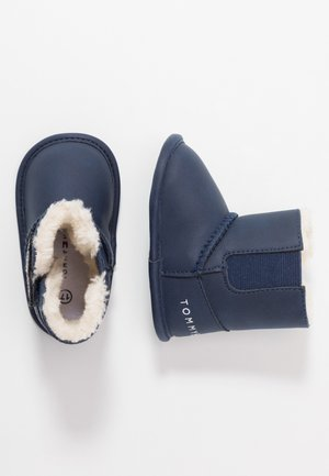 Chaussons pour bébé - blue