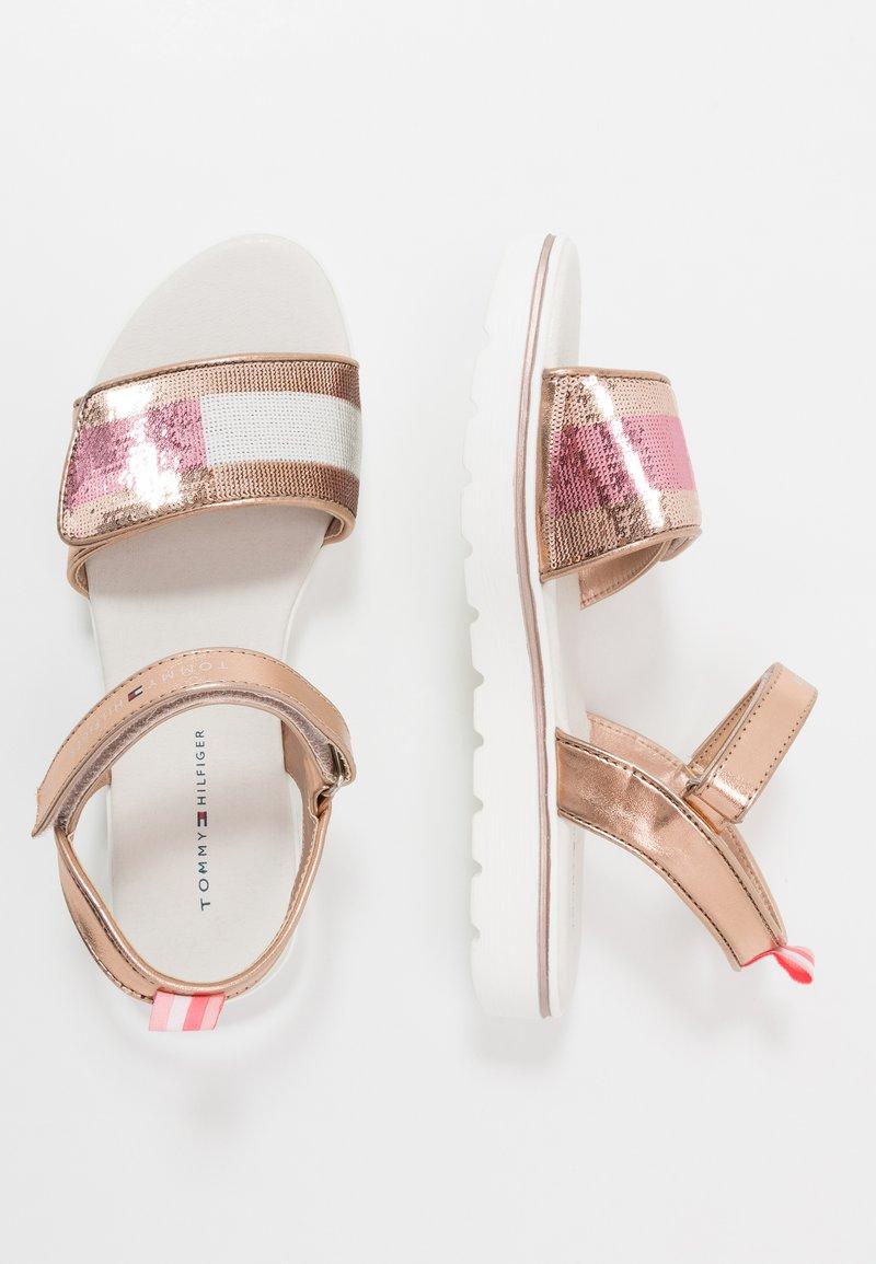 Tommy Hilfiger - Sandals - rose gold