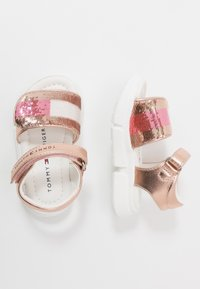 Tommy Hilfiger - Sandales - rose gold - 0