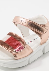 Tommy Hilfiger - Sandales - rose gold - 2
