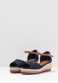 Tommy Hilfiger - Sandals - blue - 3