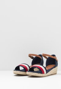 Tommy Hilfiger - Sandales - blue/white/red - 3