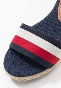 Tommy Hilfiger - Sandales - blue/white/red - 2
