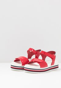 Tommy Hilfiger - Sandalen - red - 3