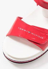 Tommy Hilfiger - Sandály - red - 2