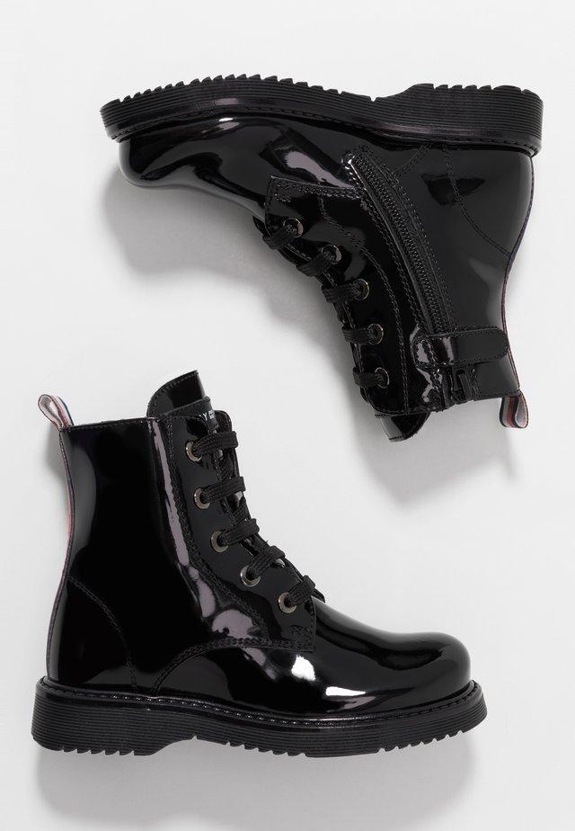 BOOT - Veterboots - black