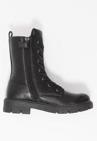 Tommy Hilfiger - Botas con cordones - black - 1
